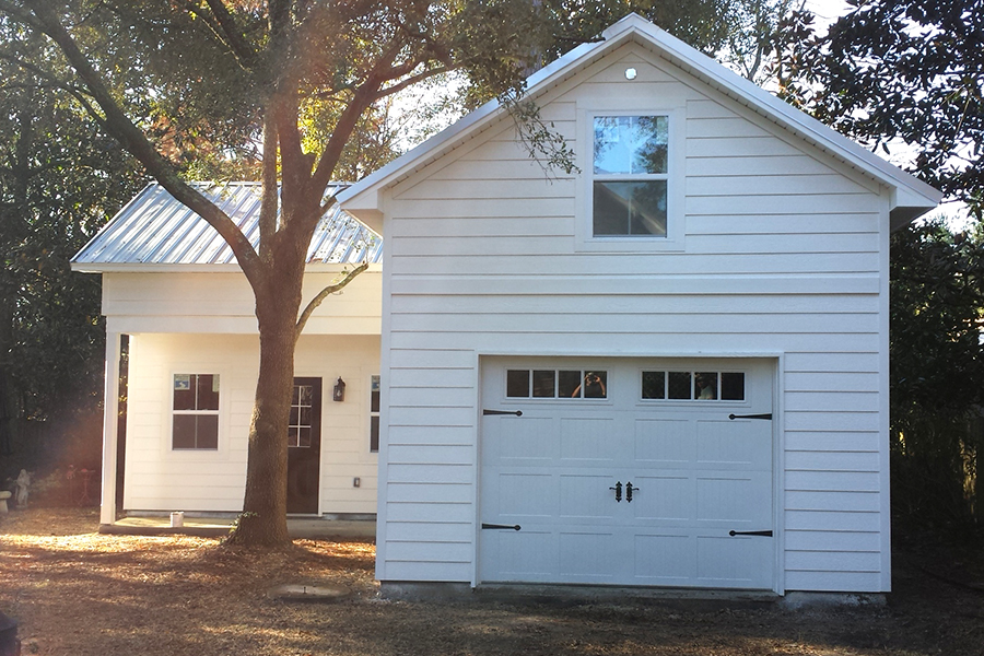 Summerville Charleston SC Detached Garage